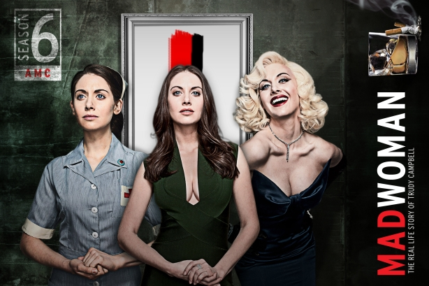 The true life story of Trudy Campell.By: Alison Brie